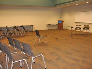 Tenleytown Library Meeting Room
