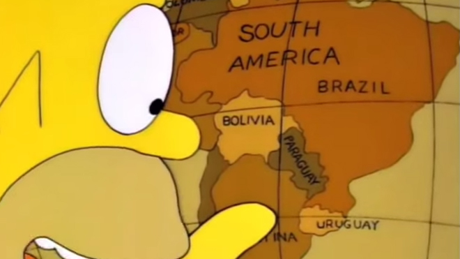 D Oh Angry Bolivians Take To Streets To Get The Simpsons Back On Aird Oh Angry Bolivians Take To Streets To Get The Simpsons Back On Air